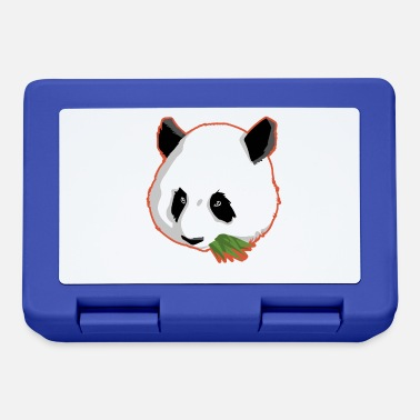 Macho Panda - Lunchbox