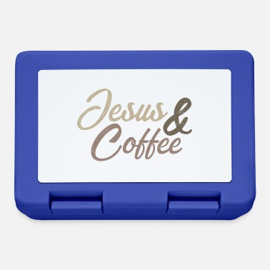Freak Realizzato da Jesus and Coffee Funny Gift - Lunch box