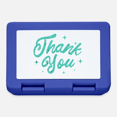 Religious Thank You Thanksgiving Love Funny Gift Idea - Lunchbox