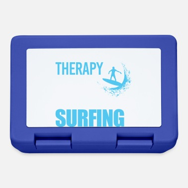 Island I do not need Therapy I just need to go surfing - Lunchbox