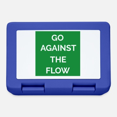 Against The Flow GO AGAINST THE FLOW - Lunchbox