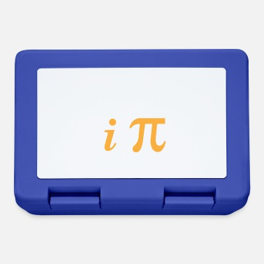 Pi Day Math symbols be rational get real pi nerd gift - Lunchbox