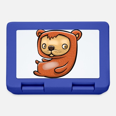 Little Creatures Happy Little Hamster - Lunchbox