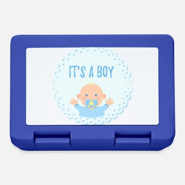 Baby Shower baby baby shower baby shower its a boy - Lunchbox