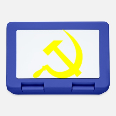 Sovietico Sovietica Hammer and Sickle - Lunch box