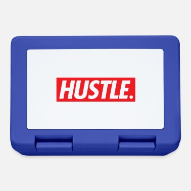 Hustle Hustle. - Lunch box