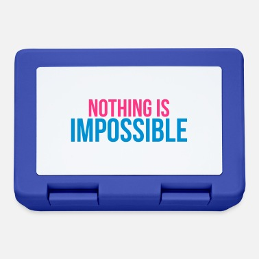 Impossible nothing is impossible - Eväsrasia