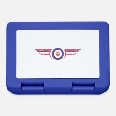 Airforce airforce - Distressed - Lunchbox