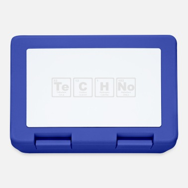 Periodic Table TECHNO PERIODIC TABLE - Lunchbox