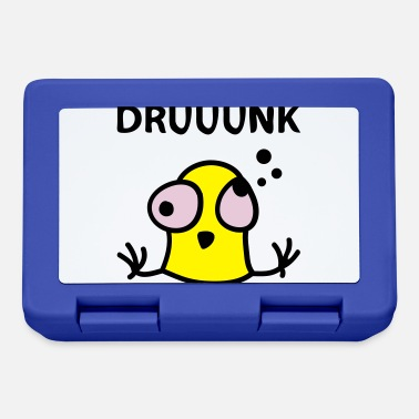 Drunk Drunk Bird - Bird drunk - Lunchbox