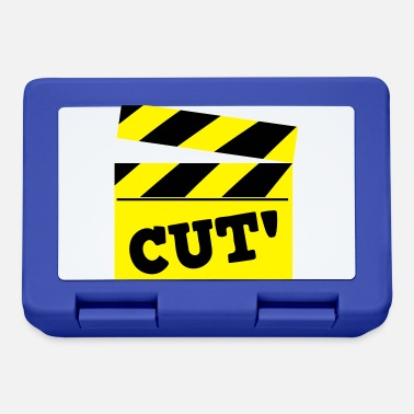 Cut film cutting board cut! - Lunchbox