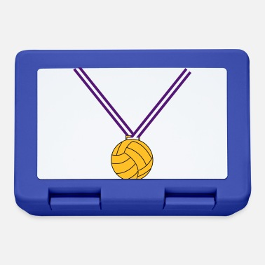 Gold Beach Beach volleyball gold medal - Lunchbox