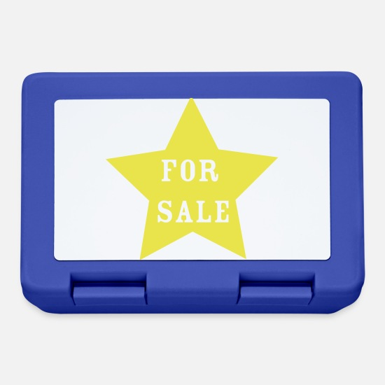 Bachelor Party Lunchboxes - For Sale / for sale 1c - Lunchbox royal blue