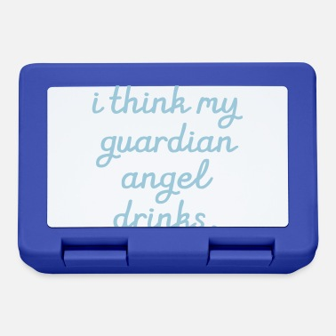 Partner I think my Guardian Angel drinks - Matboks