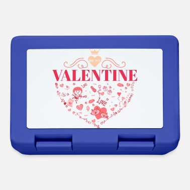 Be My VALENTINE - ValentinesDay Design Classic - Lunchbox