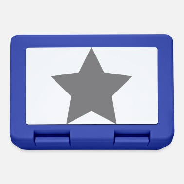 Silver Silver Star - Lunchbox