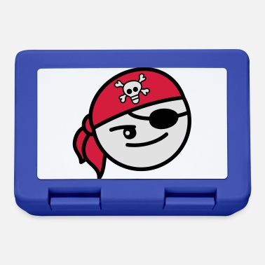 Pirate Cloth Pirate Boy - Lunchbox