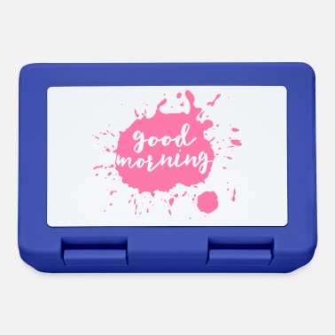 Morning good Morning - Lunchbox