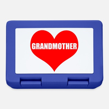 Grandmother grandmother - Lunchbox