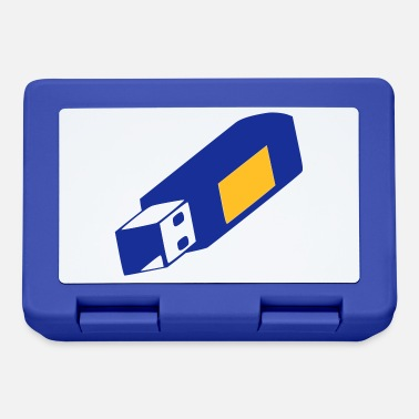 Cool-computer-it-usb-icons-symbols •Cool USB Flash Driver Vector Design - Lunchbox