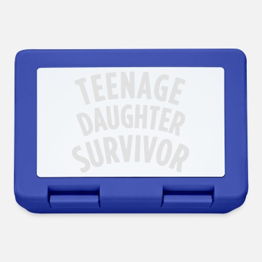 Teenager TEENAGE DAUGHTER SURVIVOR - Lunchbox