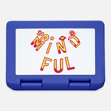 Mindfulness Mindful - Lunchbox