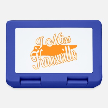 Knoxville I miss knoxville t-shirt - Lunchbox