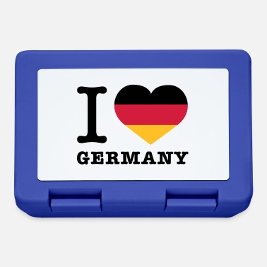I Love Germany I love Germany © - Fiambrera
