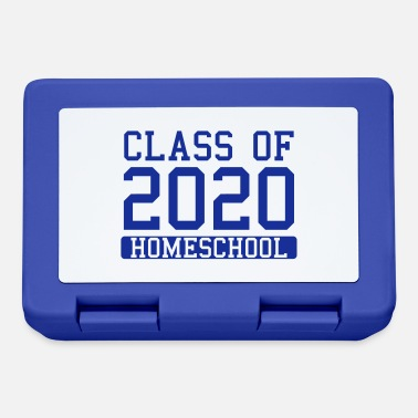 Pupil Pupils of the 2020 home schooling - Lunchbox