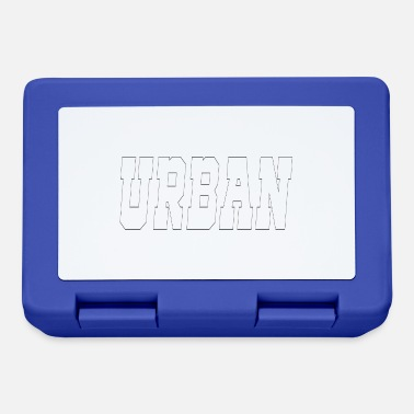 Urban urbano - Lunch box