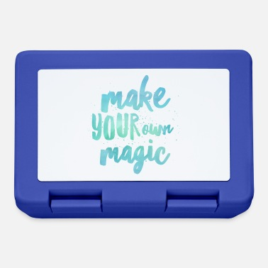 Crea la tua magia - Lunch box