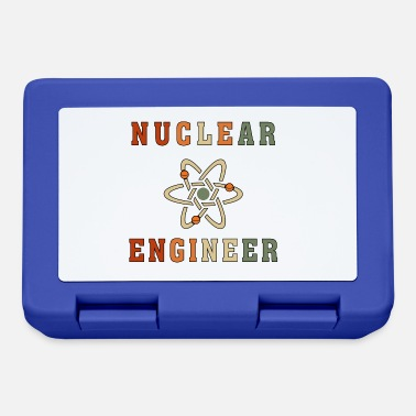 Radioactive Best Nuclear Engineer Tshirt, Funny Unique Design - Lunchbox