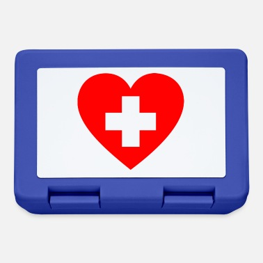 First Aid First Aid Heart - Lunchbox