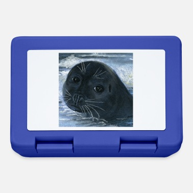 Seal-animal seal sea animal - Lunchbox