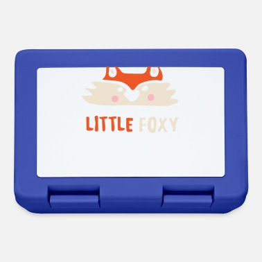 Clip Art Little Foxy Fox Clip Art - Lunchbox