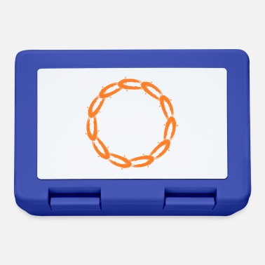 Circle Circle design round shape icon - Lunchbox