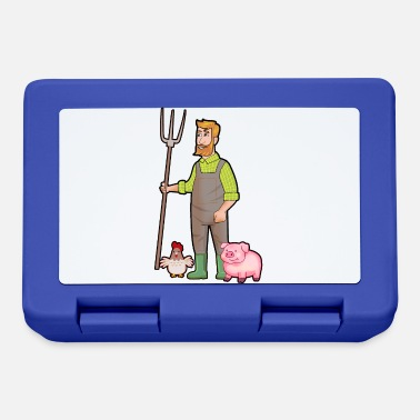 Contadino Farmer, farmer, farmer - design - Lunch box