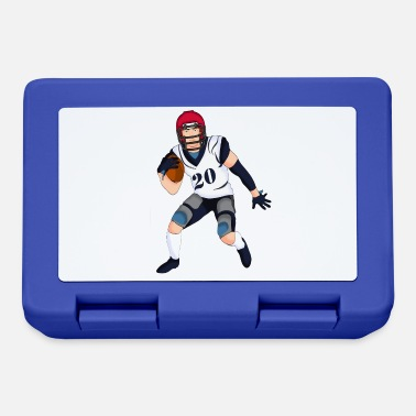 Us American football - Lunchbox