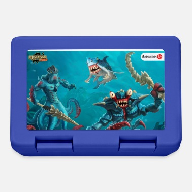 Schleich Eldrador Water Fighters Lunch Box - Lunchbox