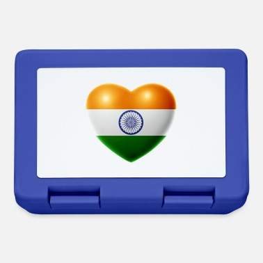 India Heart (India / India) - Lunchbox