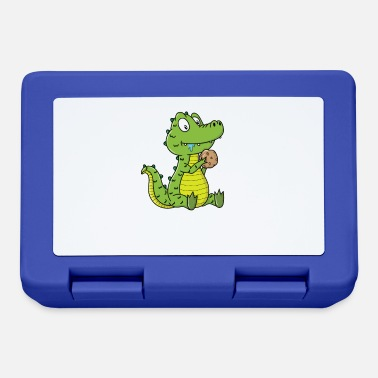 Biscuits Cookie crocodile - Lunchbox