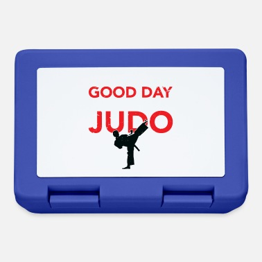 Judo Judo fighter - judo - Lunchbox