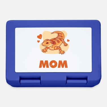 Bearded Dragon Reptile Lover Dragon Breeding Gift - Lunchbox