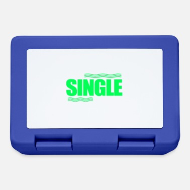 Single Single single bachelor single love - Lunch box