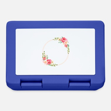 Personalise Wreath personalisable - Lunchbox