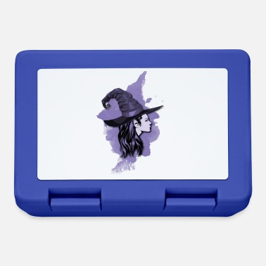 Night Of The Witches witch - Lunchbox