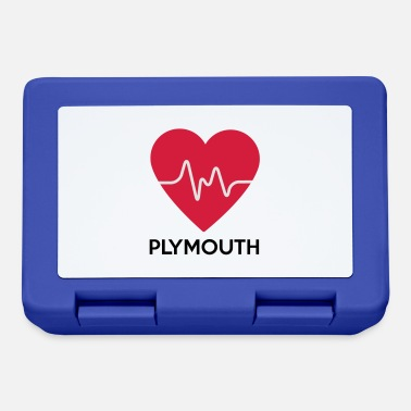 Plymouth heart Plymouth - Lunchbox