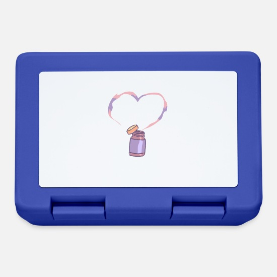 Gift Idea Lunchboxes - Essential Oils Dealer Whatchu Need? Essential oils - Lunchbox royal blue