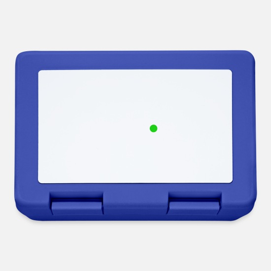 Calculator Lunchboxes - Internet - Lunchbox royal blue