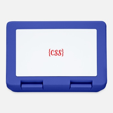 Pc Programmer - You Are the CSS To My HTML - Lunchbox